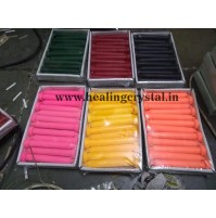 Color Candle Set Of 12