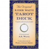 Rider Waite Tarot Card Deck - Type 1