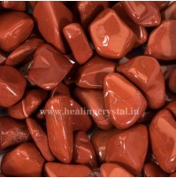 Red Jasper Crystal Tumbled Stones 1 Kg Bag