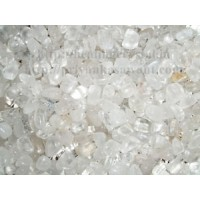 Clear Quartz Crystal Tumbled Stones