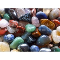 Mix Crystal Tumbled Stones