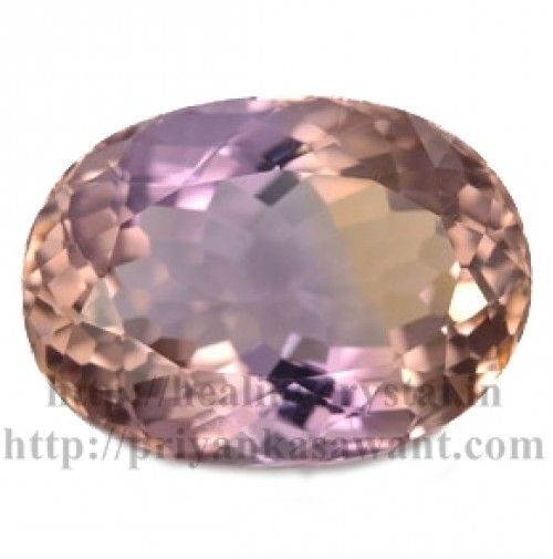 Gemstone - Ametrine Crystal