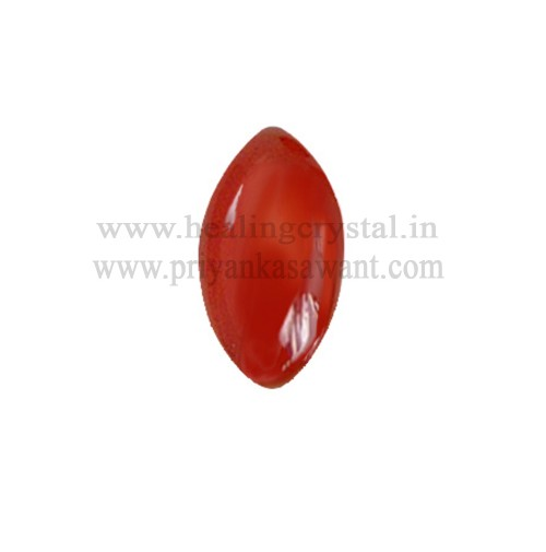 Gemstone - Carnelian Crystal