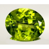 Gemstone - Peridot Crystal