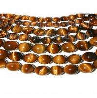 Mala Tiger Eye Crystal Type - 1