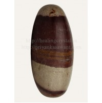 Narmada Bana Shiva Lingam Pooja Crystal 1 Piece Type - 4