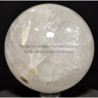 Crystal Ball Clear Quartz
