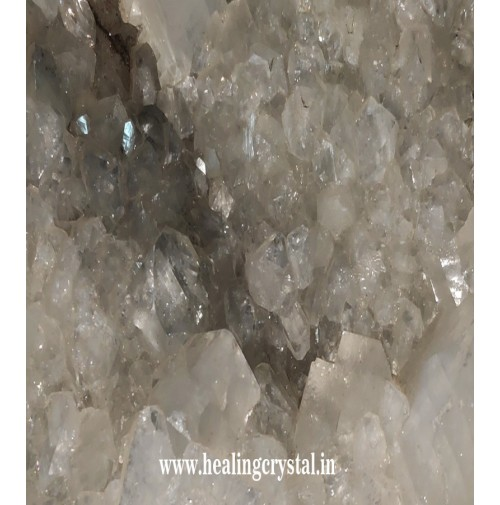 Raw White Apophyllite Crystal Cluster 1kg