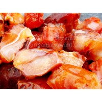 Raw Carnelian Crystal Small Piece Of 2kg Bag
