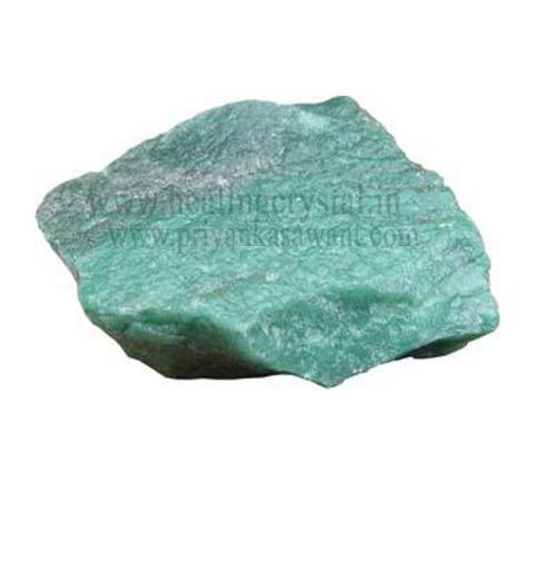 Raw Green Aventurine Crystal 1 Big Piece Of 2kg