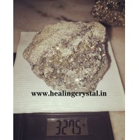Raw Pyrite Stone 327.5 gram {Sold}
